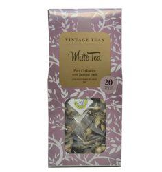 Vintage teapiramis - Fehér tea jázminnal 20 x 2,5g