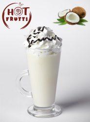 Hot Frutti Raffaello, kókuszos forró csokoládé