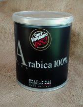 VERGNANO 100% arabica őrölt kávé fémdobozos 250g
