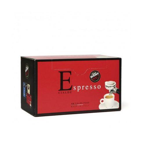 VERGNANO ESPRESSO kávé pod ESE pod 18x7g
