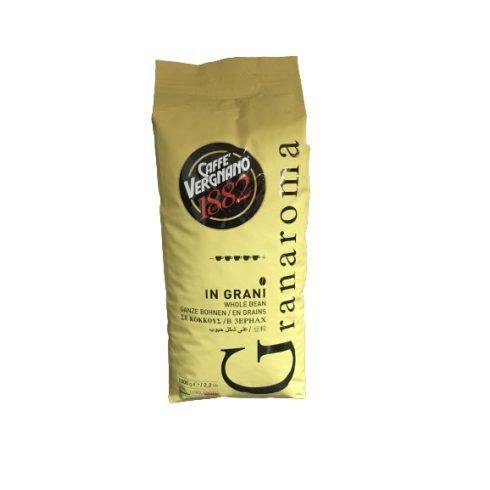 VERGNANO Gran Aroma szemes kávé 1000g