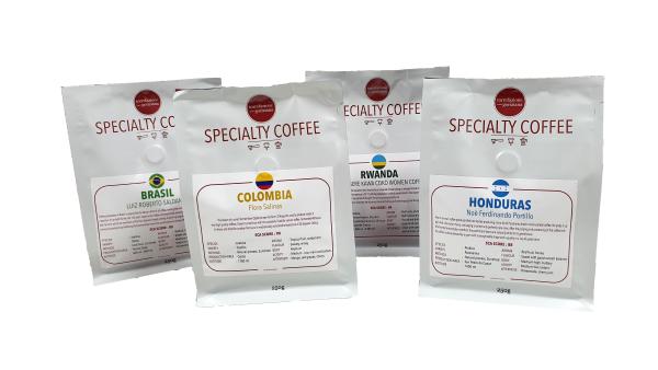 Goriziana Specialty kávék