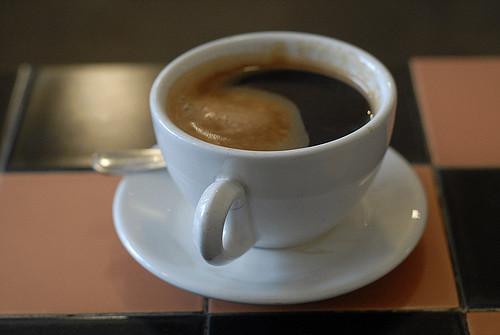 Americano - amerikai hosszú kávé