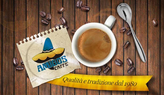 Amigos – Qualità Extra Bar Distributori kávéteszt