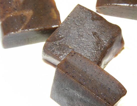 Kávégourmet bonbon, kávékaramell étcsokoládéval bevonva