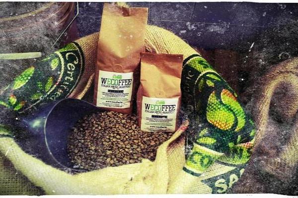 Wecoffee bio kávé