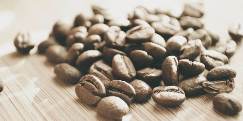 Pörkölt kávébabok