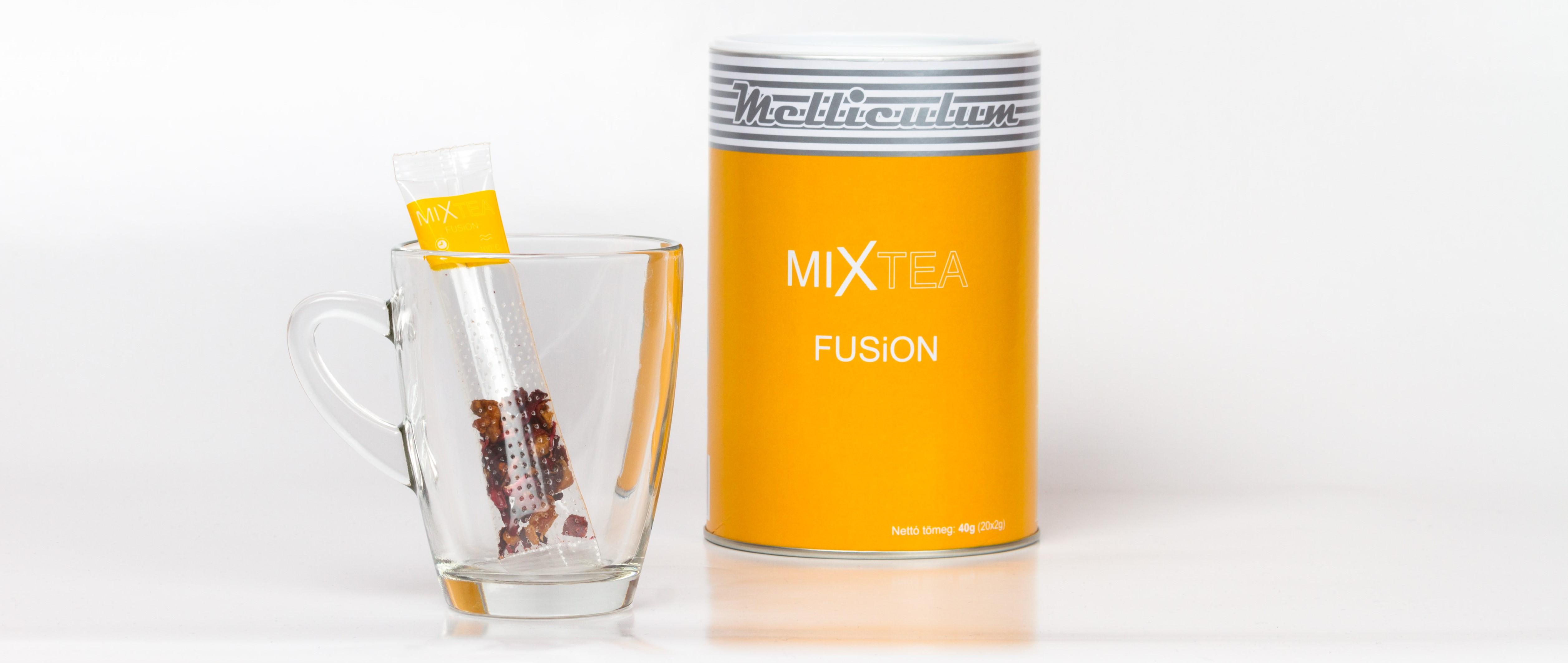 Mixtea - a valódi szálas tea