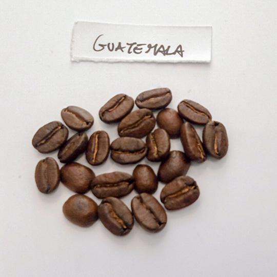 MOKASOL GUATEMALA single origin szemes kávé 500g