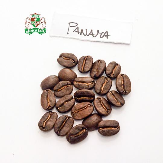 MOKASOL PANAMA single origin szemes kávé 500g