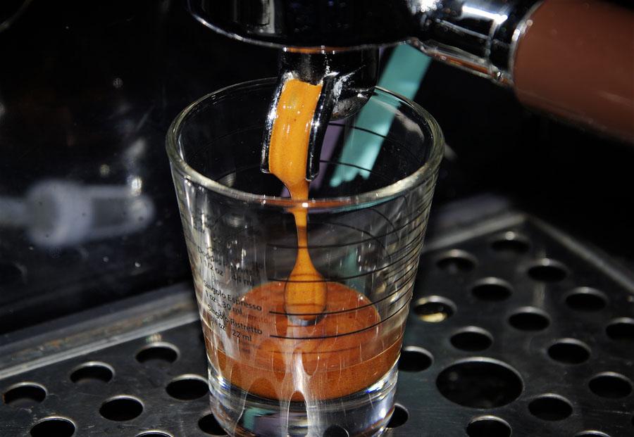 Amigos Qualitá Rossa kávéteszt