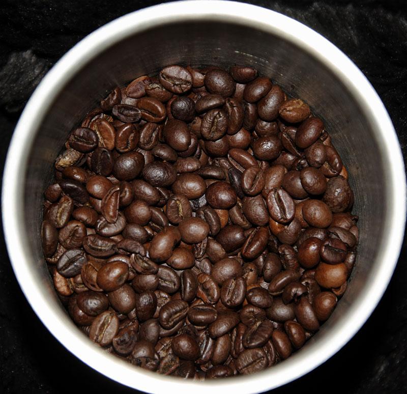 Amigos Qualitá Rossa kávészemek