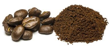 Szemes kávé, őrölt kávé