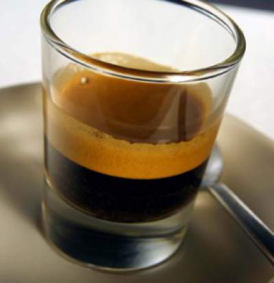 Ristretto - rövid kávé