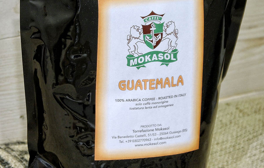 Mokasol Guatemala single origin szemeskávé