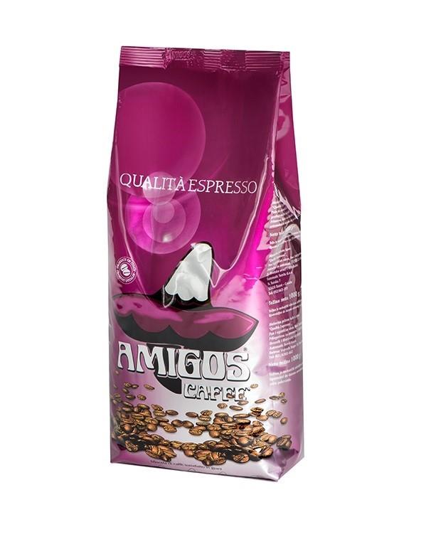 AMIGOS QUALITA ESPRESSO szemes kávé 1000g