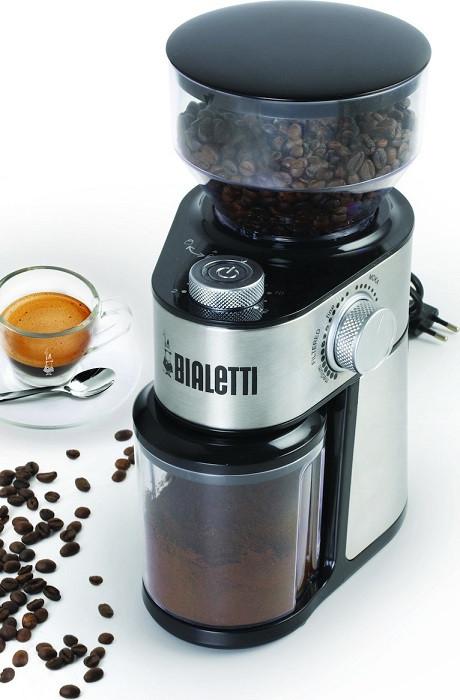 Bialetti Elektromos Kávédaráló