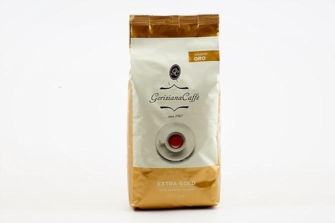 GORIZIANA CAFFÉ EXTRA GOLD szemes kávé 1000g