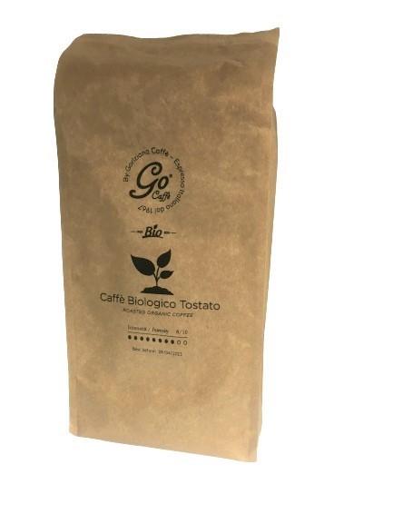 GO CAFFE BIO 500g szemes biokávé