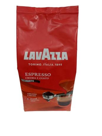 LAVAZZA Crema E Gusto Forte szemes kávé 1000g