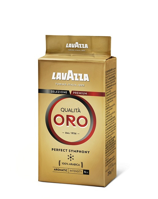 LAVAZZA QUALITÁ ORO őrölt kávé 250g