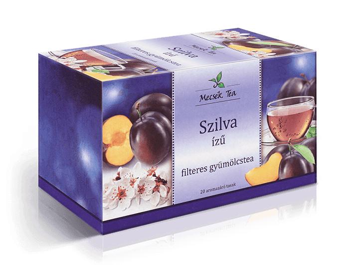 Mecsek Tea Szilva gyümölcstea 20x2g