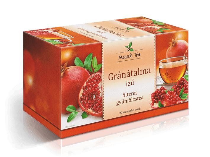 Mecsek Tea Gránátalma gyümölcstea 20x2g