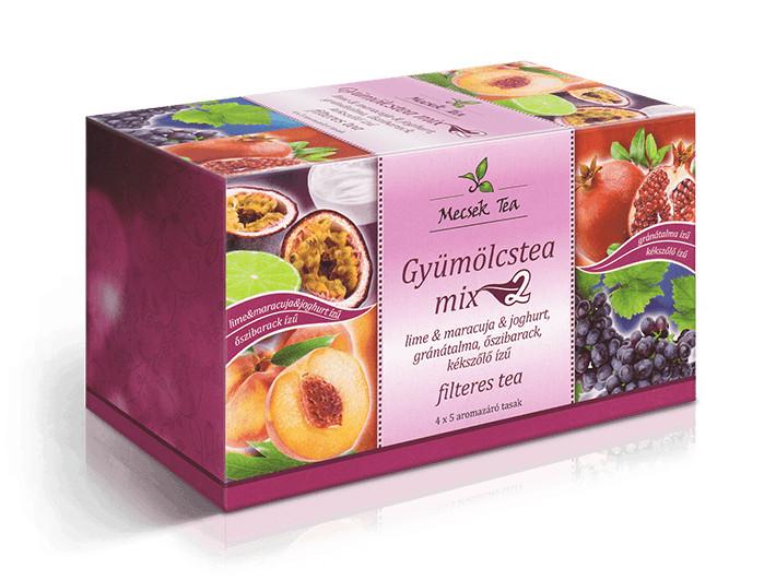 Mecsek Tea Gyümölcstea MIX2 (4x5x2g)