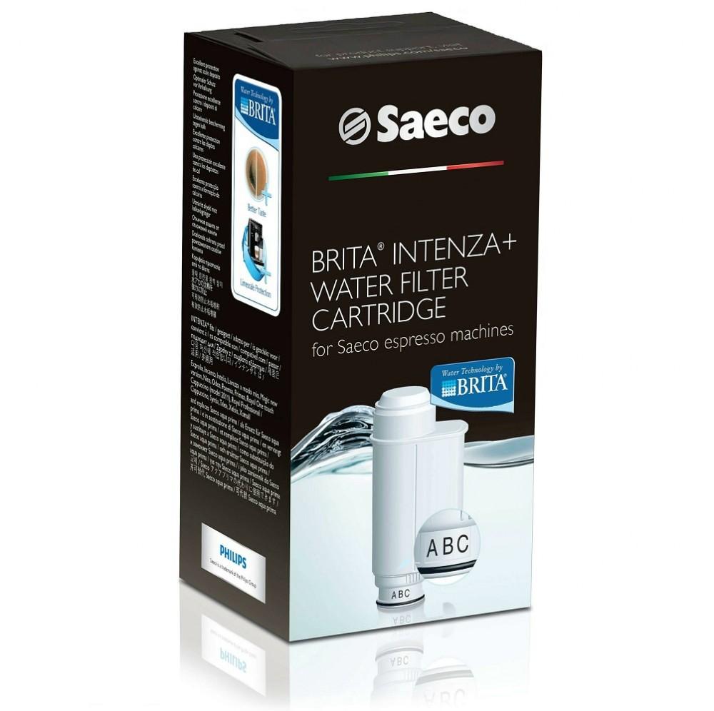 SAECO PHILIPS BRITA INTENZA vízlágyító és vízszűrő