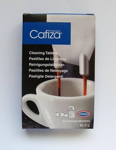 Urnex Cafiza kávégép tisztító, zsírtalanító tabletta 8x2g