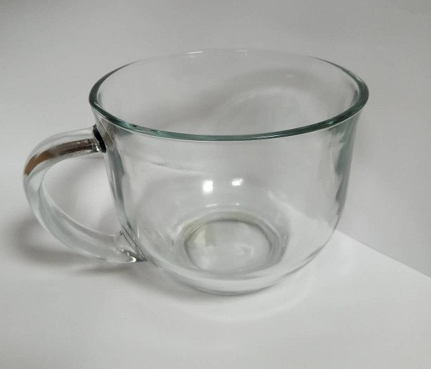 Íves falú üvegbögre, 5 dl