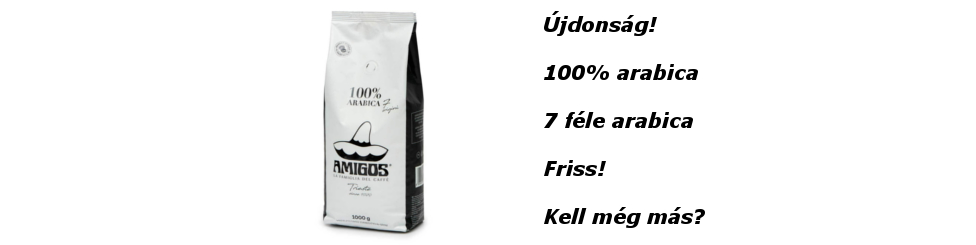 GO Caffé India Plantation AA szemes kávé 500g